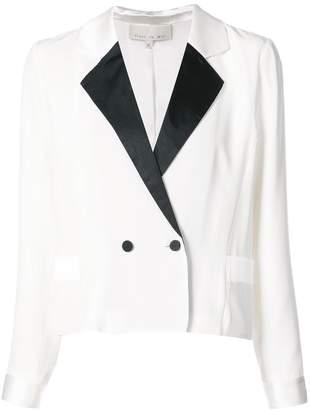 Fleur Du Mal double breasted jacket