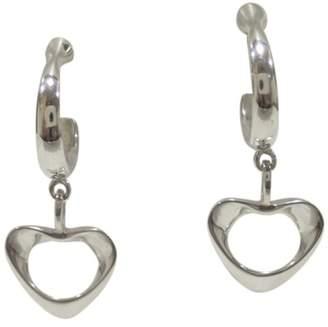 Georg Jensen 925 Sterling Silver Post Earrings