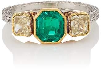 McTeigue & McClelland Women's Fleur De Lis Ring