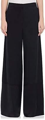 Robert Rodriguez Women's Silk Wide-Leg Trousers