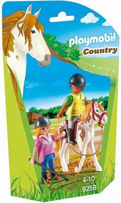 Playmobil Riding Instructor 9258