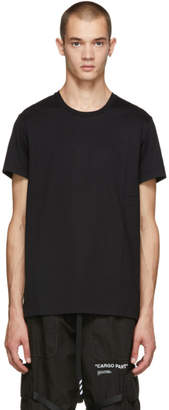 Burberry Black Joeforth T-Shirt
