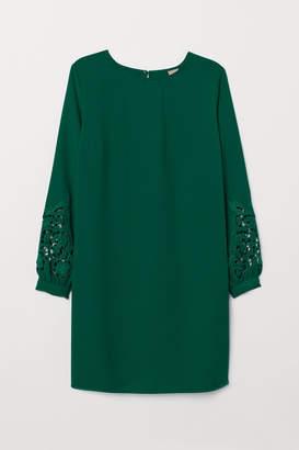 H&M H& M+ Dress - Green