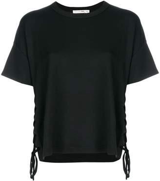Rag & Bone side tie T-shirt