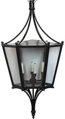 One Kings Lane Vintage Lantern Light Fixture