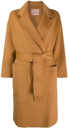 Twin-Set tie waist coat