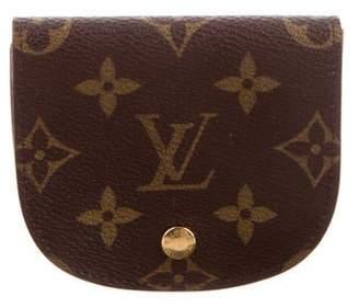 Louis Vuitton Vintage Monogram Coin Purse
