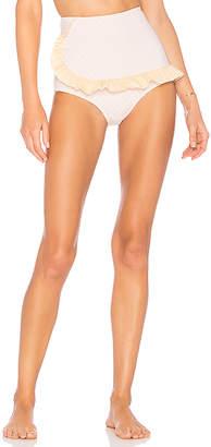Made by Dawn Swoop Hi Rise Bikini Bottom