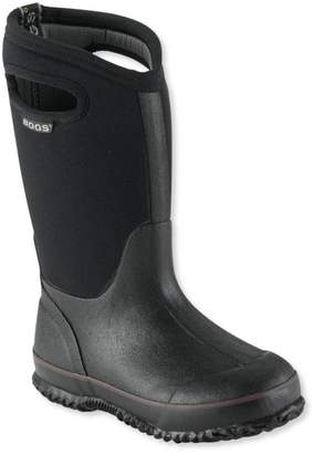L.L. Bean L.L.Bean Kids' Bogs Classic High Handles Boots