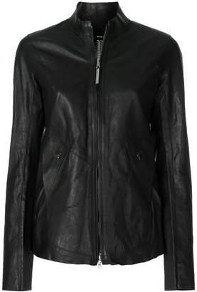 Isaac Sellam Experience front zip jacket