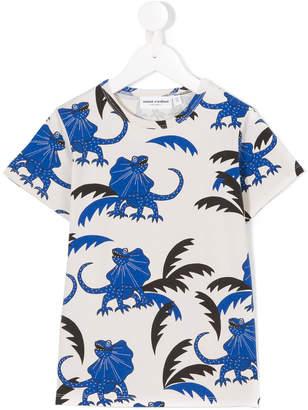 Mini Rodini lizard print T-shirt