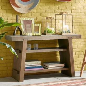 Inkivy INK+IVY Westwood Rustic Console Table