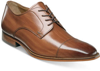 Florsheim Men's Sabato Captoe Oxfords $130 thestylecure.com
