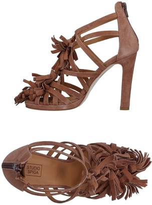 outlet with paypal where to buy STUDIO SPIGA Sandals cheap excellent sale outlet locations Iv0hUf5G