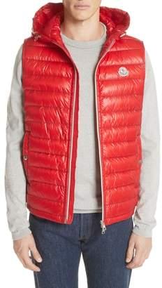 Moncler Gien Down Hooded Vest
