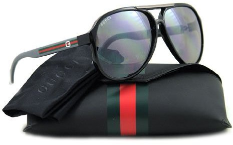 Gucci Men's GUCCI 1627/S Aviator Sunglasses
