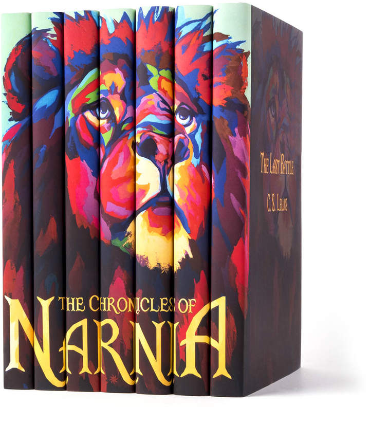 Juniper Books The Chronicles of Narnia Book Set