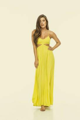Indah Innocence Cutout Dress