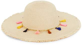 Ava & Aiden Floppy Tassel Hat