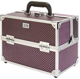 S.O.H.O New York Purple Diamond Vanity Case