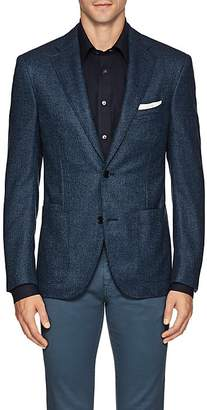 Luciano Barbera Men's Wool-Cashmere Two-Button Sportcoat