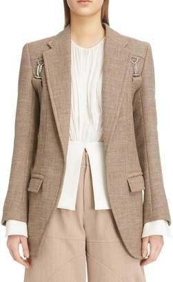 Chloé Tweed Blazer