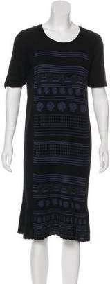 Sonia Rykiel Knit Midi Dress