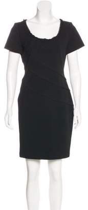 Zac Posen Z Spoke by Knit Mini Dress