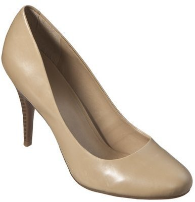 Mossimo Women's Pearce Pumps - Taupe