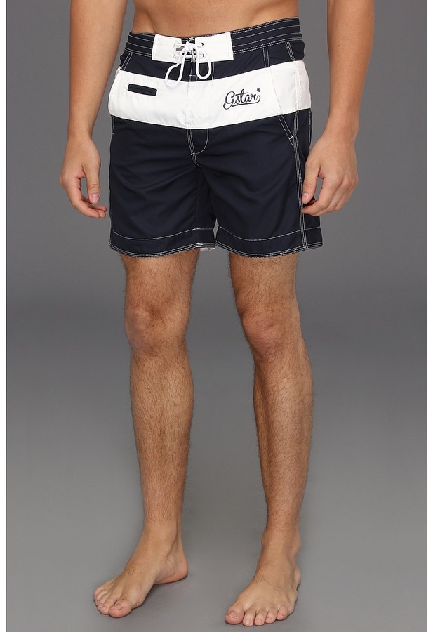 G Star G-Star - League Swim Short (Vidal Nylon Navy) - Apparel