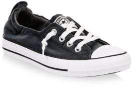 Converse Shoreline Velvet Slip-On Sneakers