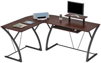 Asstd National Brand Khloe L Computer Desk