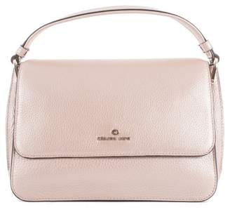 Celine Dion Adagio Leather Satchel