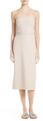 Women's Elizabeth And James Sierra Strapless Dress $425 thestylecure.com