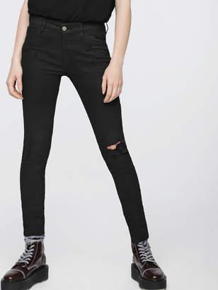 Diesel SLANDY Jeans 069AE - Black - 23