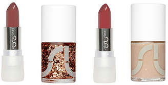 """Uslu Airlines Neutral & Red Nail Polish/Lipstick Collection """"Rose All Day"""""""