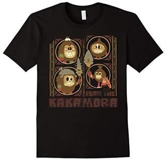 Disney Moana Fear the Kakamora Graphic T-Shirt