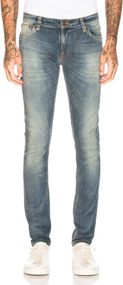 Nudie Jeans Skinny Lin in Shimmering Power | FWRD