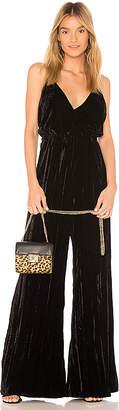 Nightcap Clothing Velvet Jumpsuit