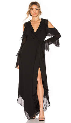 Lovers + Friends Afton Gown