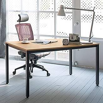 "Need Computer Desk 55"" Large Size Office Desk Workstation for Home & Office Use"