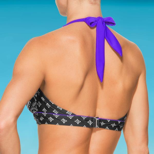 Namaste Sara Bra Cup Halter Bikini