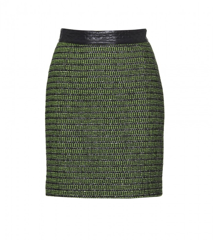 Proenza Schouler TWEED MINI SKIRT