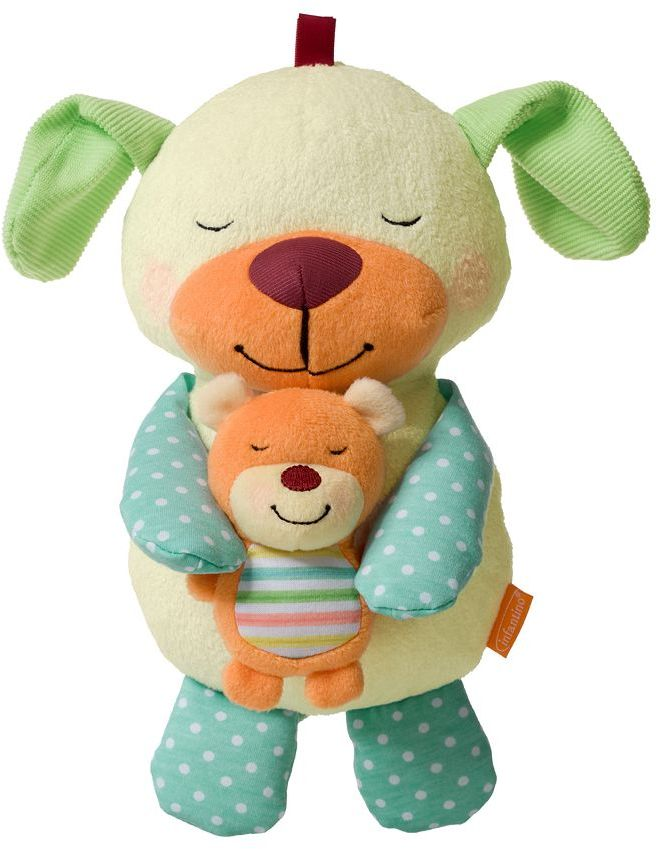 Infantino soothing snuggle pup