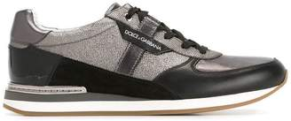 Dolce & Gabbana panelled sneakers