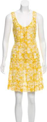 Stella McCartney Printed Mini Dress