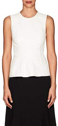 Narciso Rodriguez Women's Leather Sleeveless Top