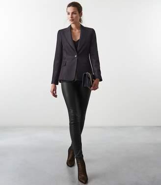 Reiss Rowan Tailored Denim Blazer
