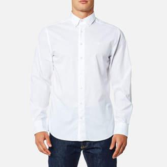 Gant Men's Tech Prep Chambray Solid Shirt