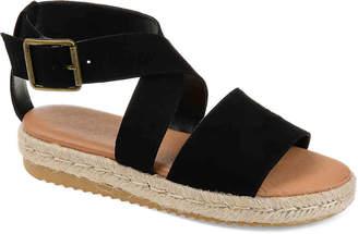 Journee Collection Trinity Espadrille Platform Sandal - Women's